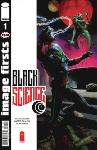 Black Science #1 (Image Firsts)