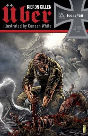 Über #20 (War Crimes Cover)