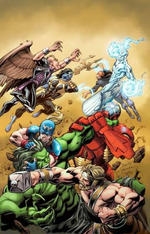 Secret Wars 2099 #3 (Bagley Cover)