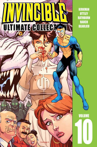 Invincible Vol. 10: Ultimate Collection