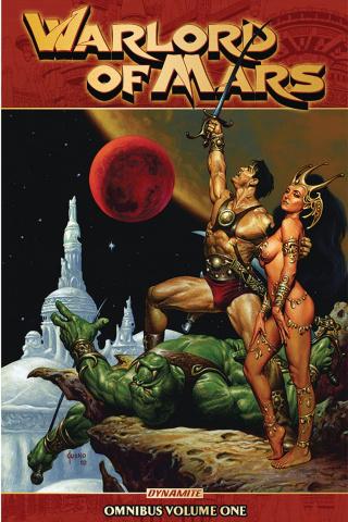 Warlord of Mars Vol. 1 (Omnibus)