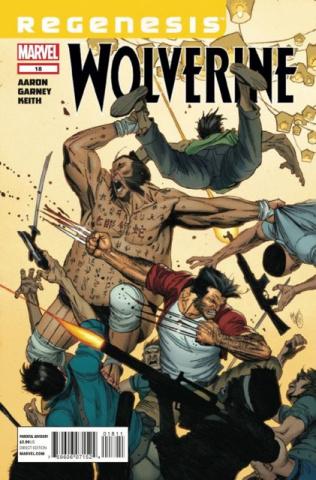 Wolverine #18