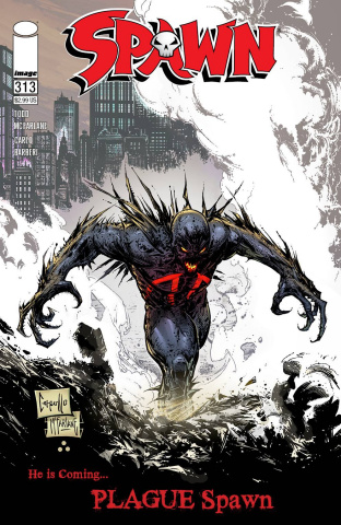 Spawn #313 (Capullo & McFarlane Cover)