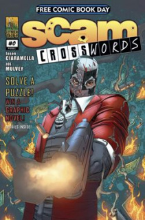 Scam: Crosswords (Free Comic Book Day 2014)