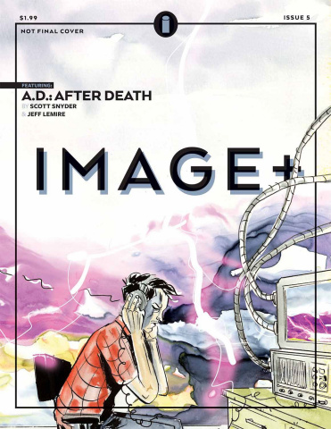 Image Plus #5 (The Walking Dead: Here's Negan, Pt. 5)