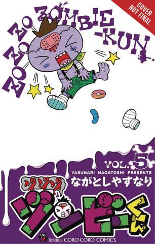 Zo Zo Zombie-Kun Vol. 5