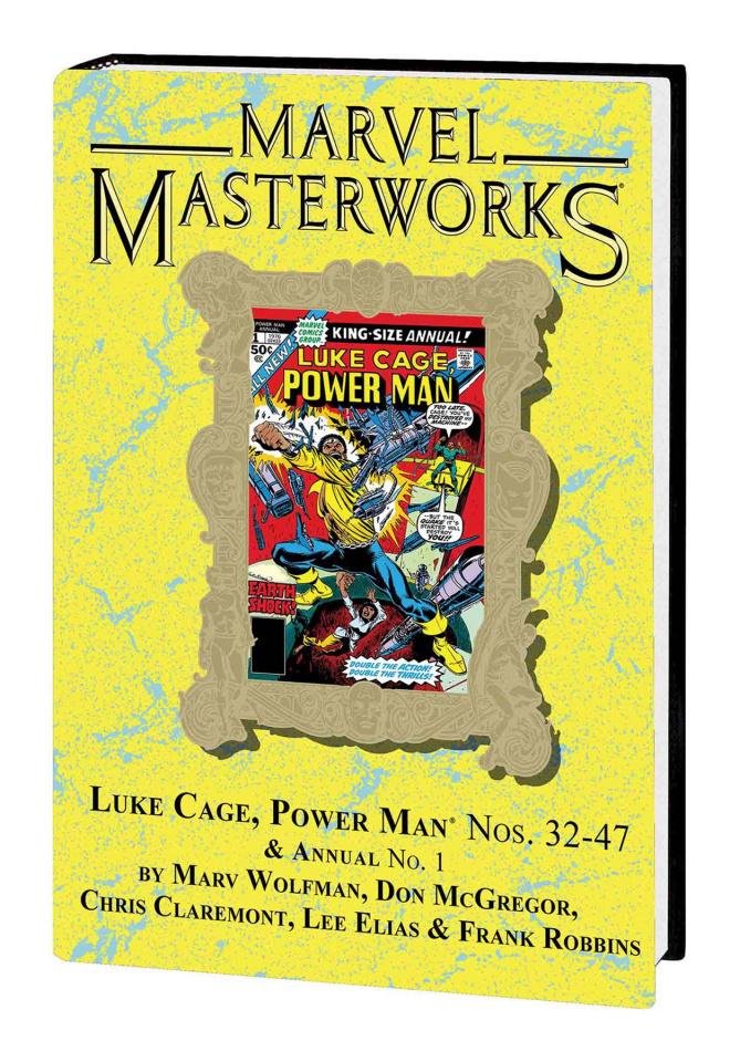 Luke Cage: Power Man Vol. 3 (Marvel Masterworks)