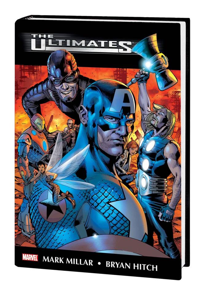 The Ultimates by Mark Millar & Bryan Hitch (Omnibus)