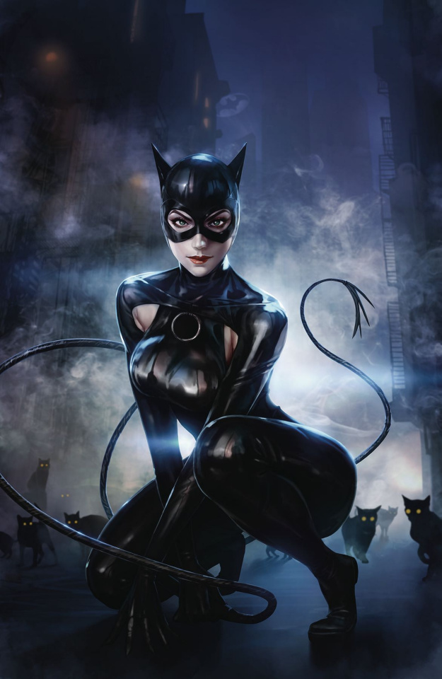Catwoman #23 (Woo Chul Lee Cover)