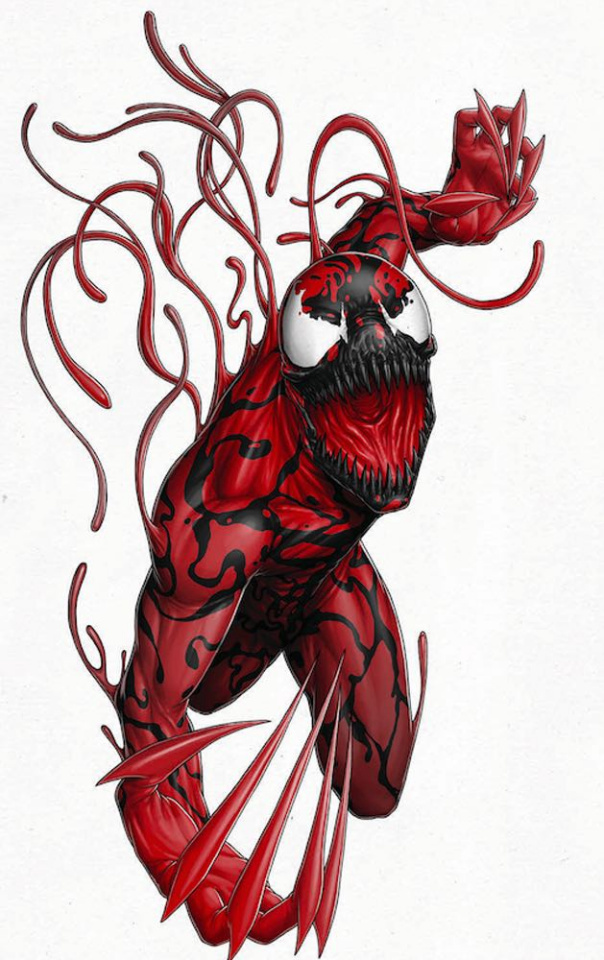 Absolute Carnage #5 (Virgin Local Comic Shop Day Cover)