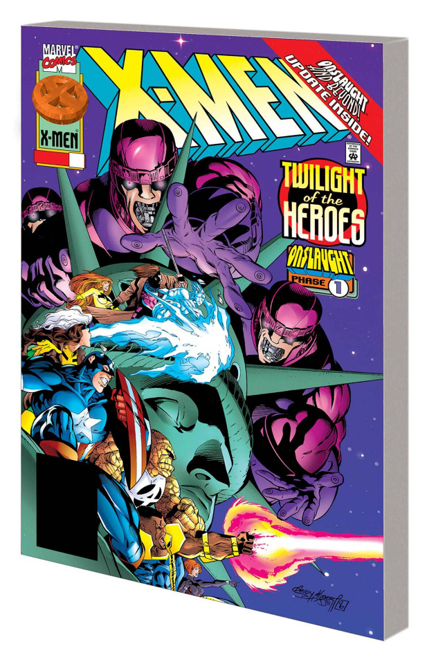 X-Men / Avengers: Onslaught Vol. 2