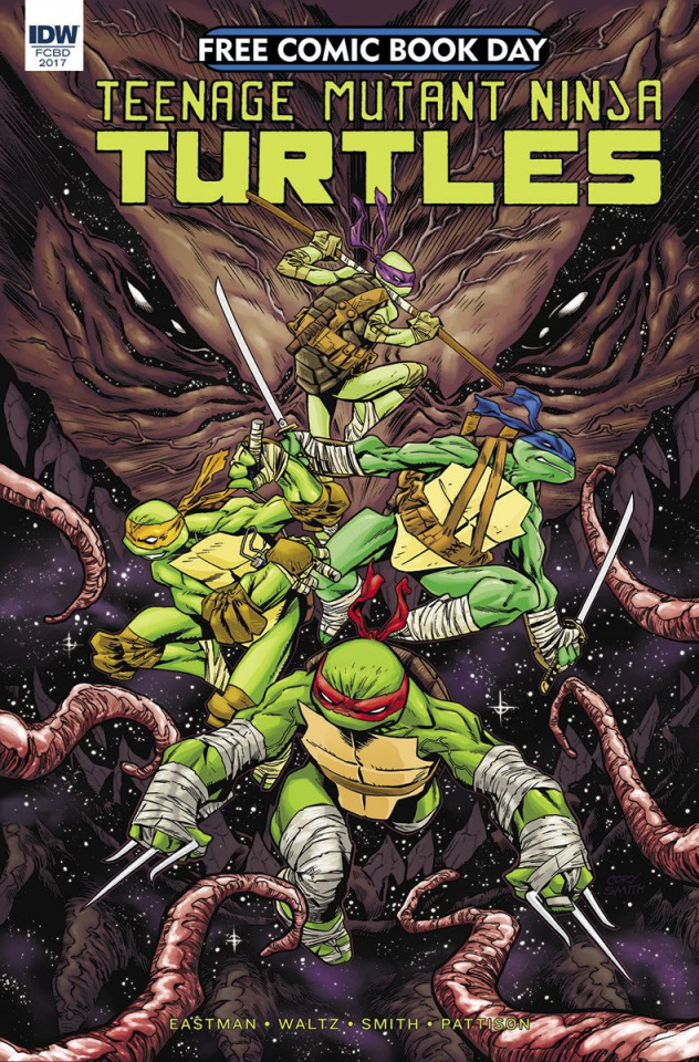 Teenage Mutant Ninja Turtles: Prelude to Dimension X