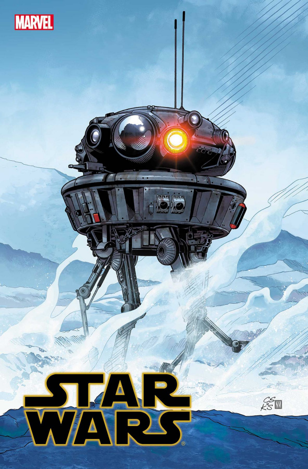 Star Wars #1 (Sprouse Empire Strikes Back Cover)