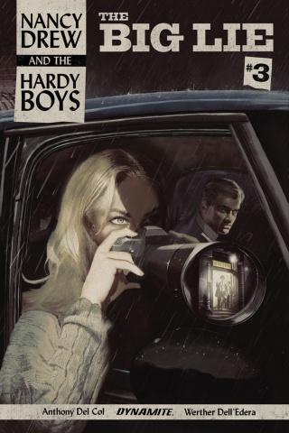 Nancy Drew and The Hardy Boys #3 (Dalton Cover)