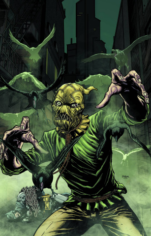 Batman: Arkham Scarecrow