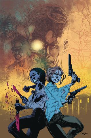 Kill Whitey Donovan #5 (Pearson Cover)
