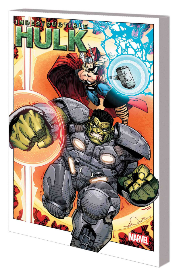 Indestructible Hulk by Waid (Complete Collection)