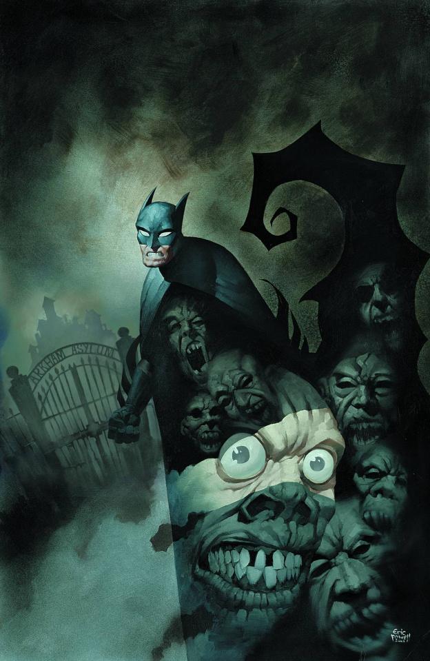 Batman: Arkham Asylum - Living Hell