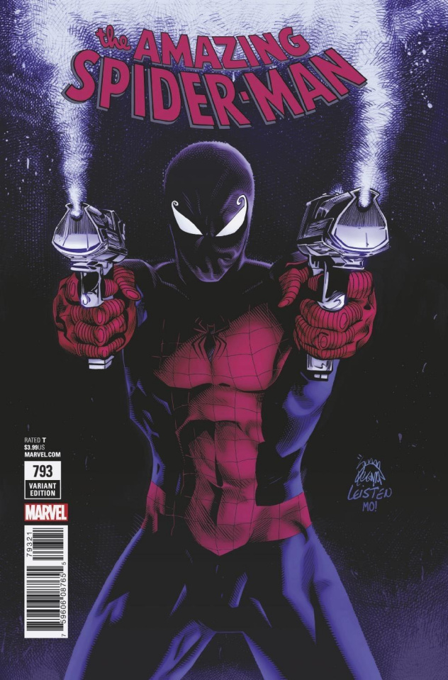 The Amazing Spider-Man #793 (Stegman Cover)
