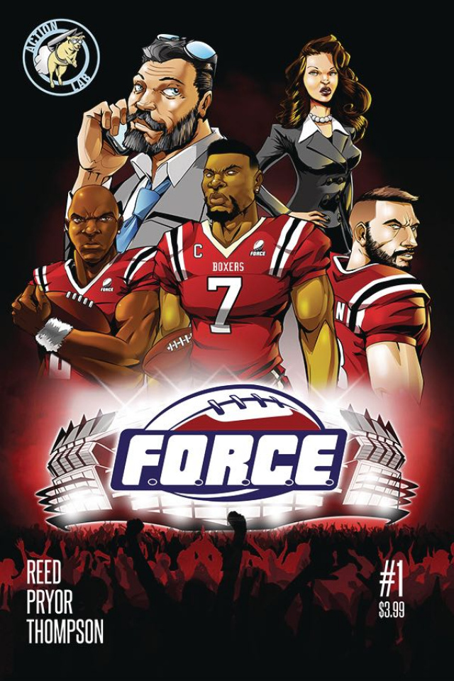 F.O.R.C.E. #1