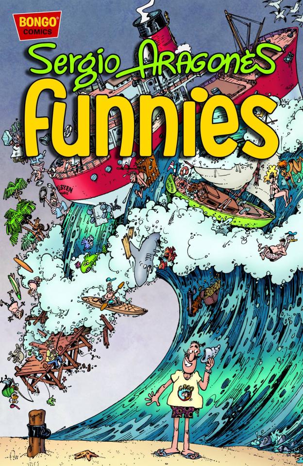 Sergio Aragones' Funnies #11