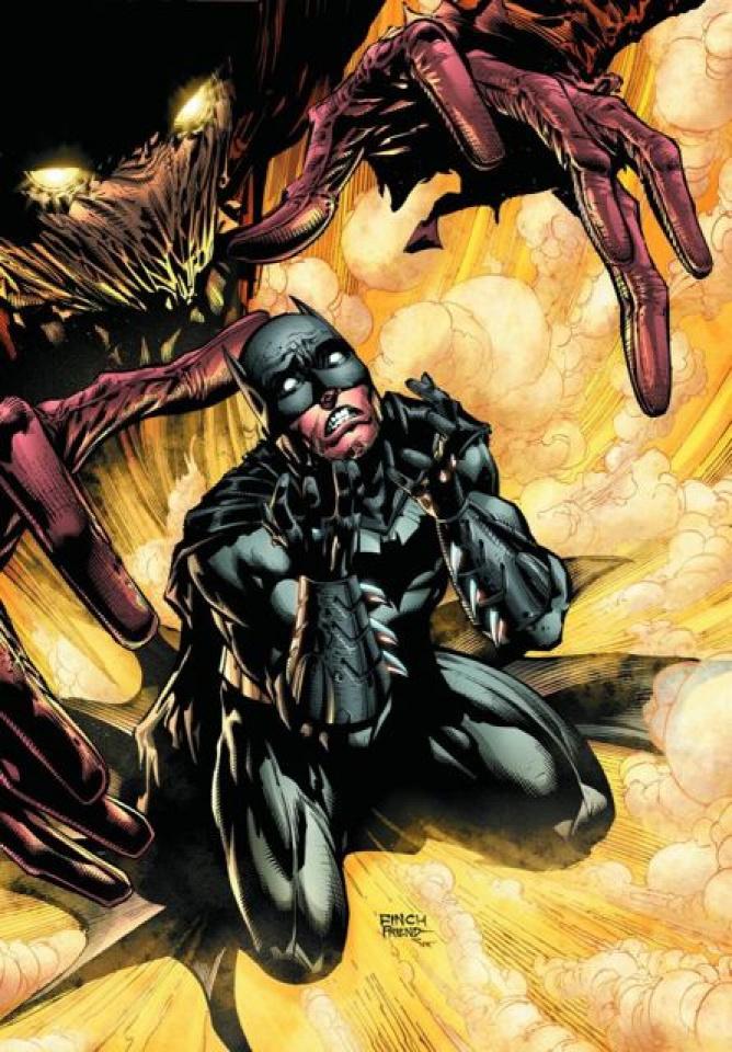 Batman: The Dark Knight #5