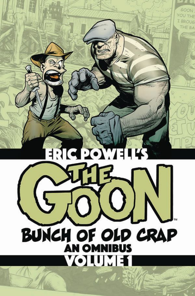 The Goon Vol. 1: Bunch of Old Crap