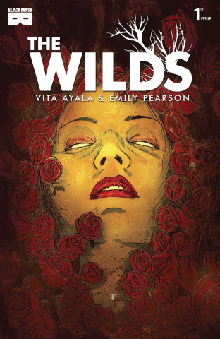 The Wilds #1 (2nd Printing)