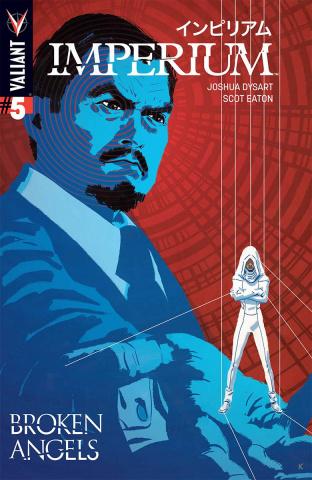 Imperium #5 (Kano Cover)