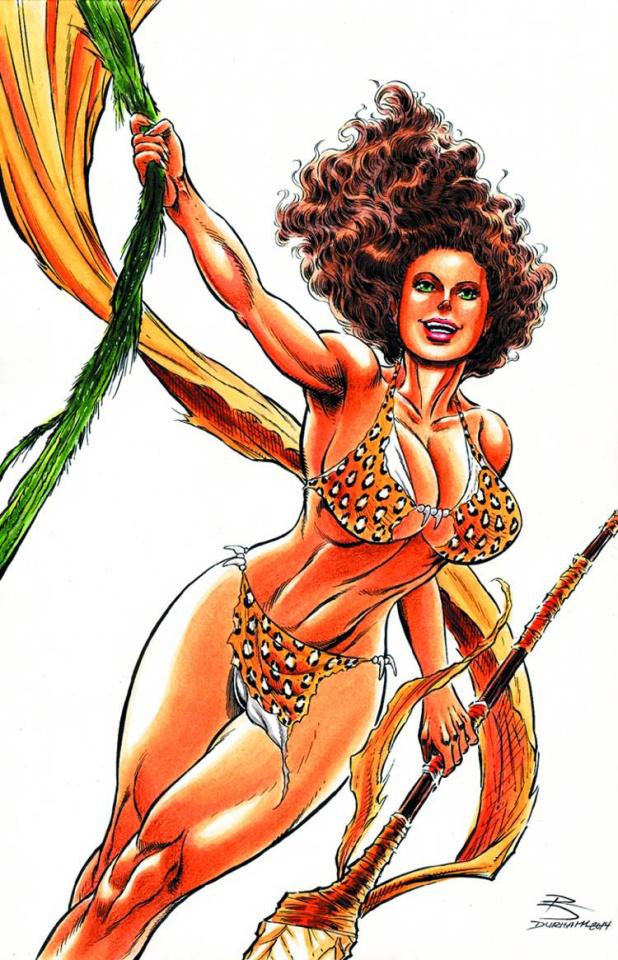 Cavewoman Rising (Cover B)