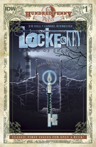 Locke & Key: Crown of Shadows #1 (100 Penny Press Edition)