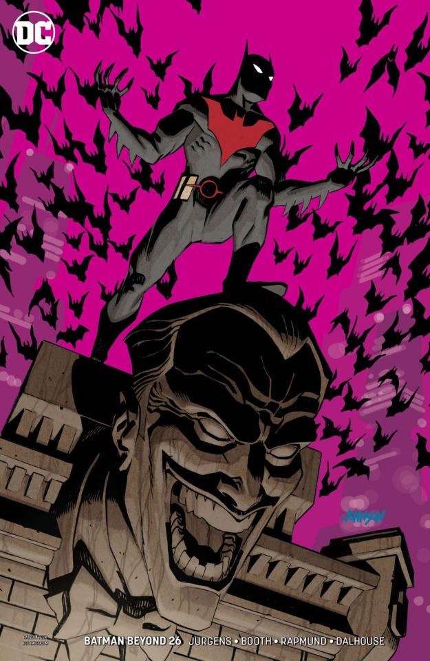 Batman Beyond #26 (Variant Cover)