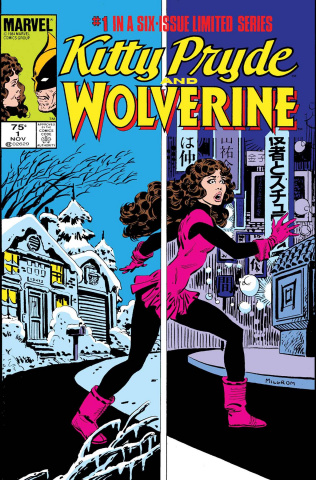 Kitty Pryde and Wolverine #1 (True Believers)