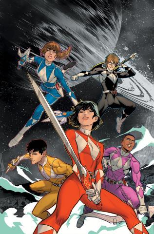 Go, Go, Power Rangers! #16