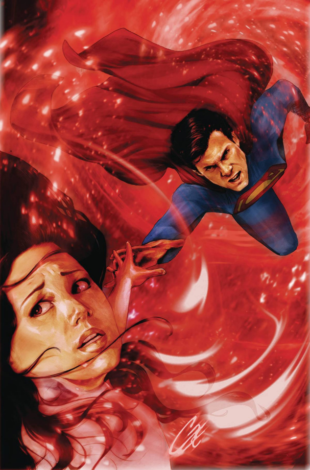 Smallville, Season 11 Vol. 8: Chaos