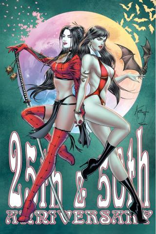 Vampirella #1 (Tucci Virgin Cover)