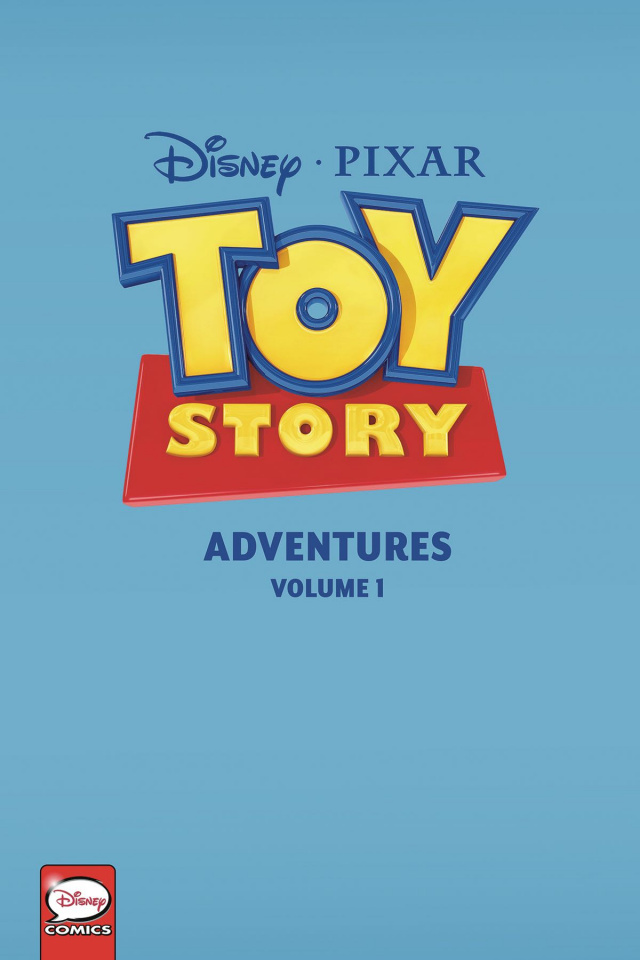 Toy Story Adventures Vol. 1