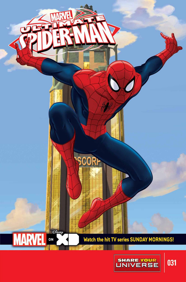 Marvel Universe: Ultimate Spider-Man #31