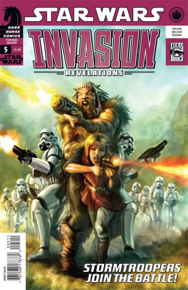 Star Wars: Invasion - Revelations #5