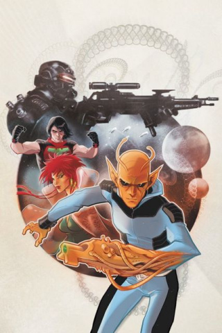 The Legion of Super Heroes #1
