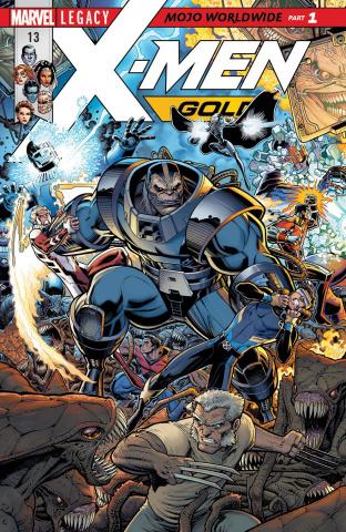 X-Men: Gold #13: Legacy