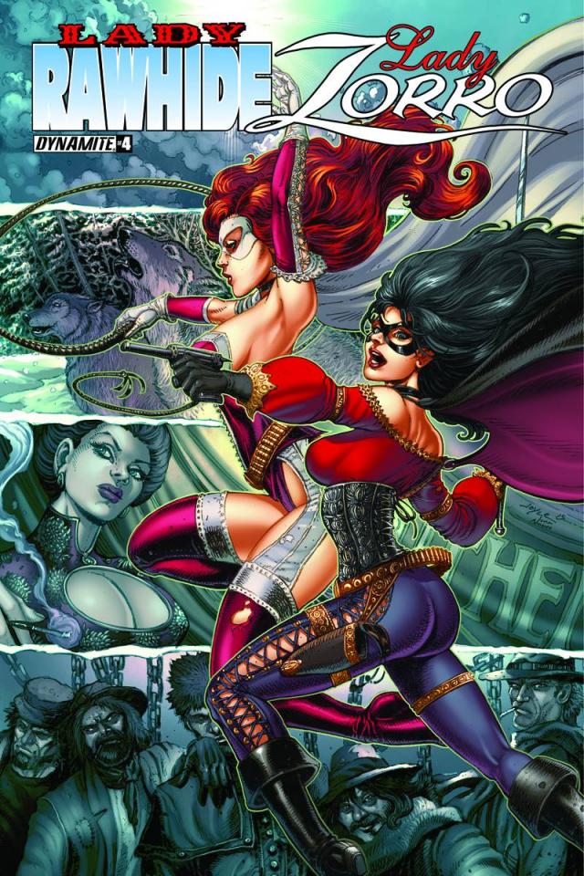 Lady Rawhide / Lady Zorro #4