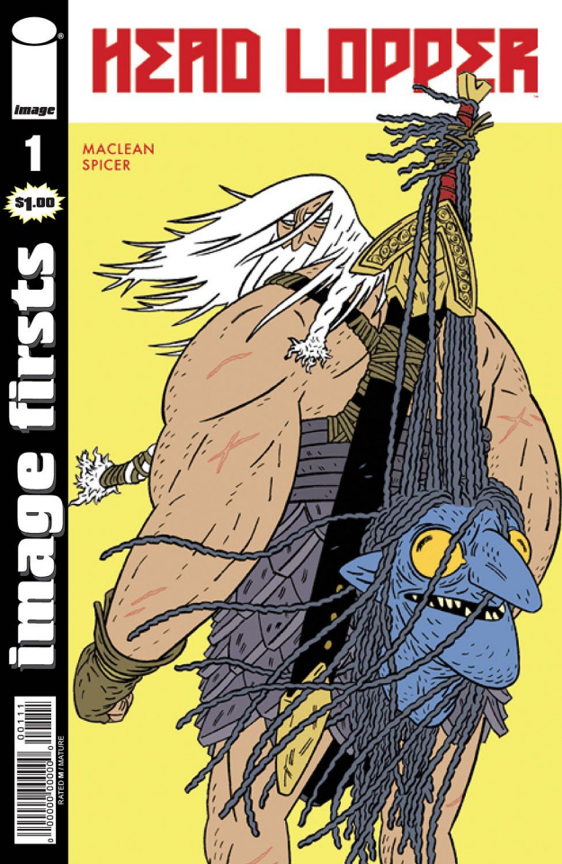Head Lopper #1 (Image Firsts)
