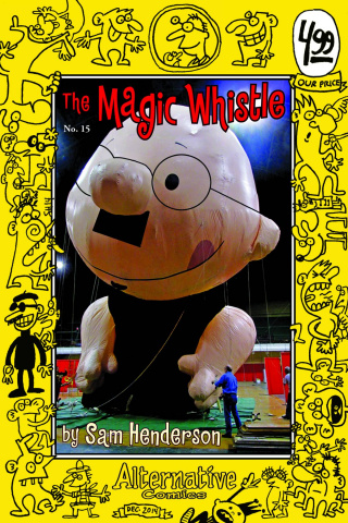 The Magic Whistle #15