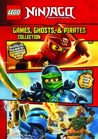 Lego Ninjago: Games, Ghosts, & Pirates
