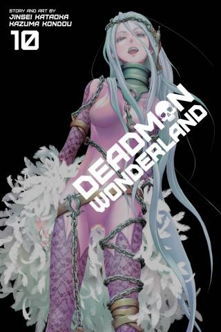 Deadman: Wonderland Vol. 10