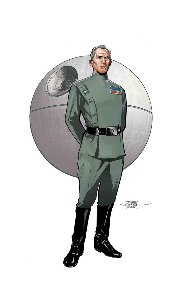 Star Wars: Age of Rebellion - Grand Moff Tarkin #1