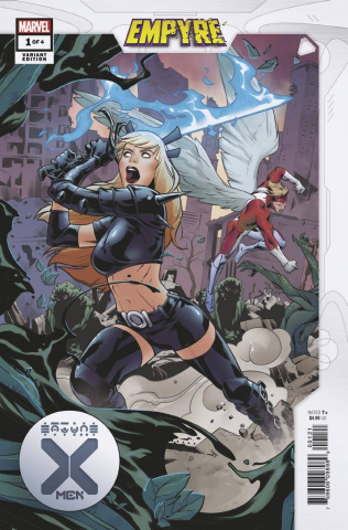 Empyre: X-Men #1 (Ribic Cover)