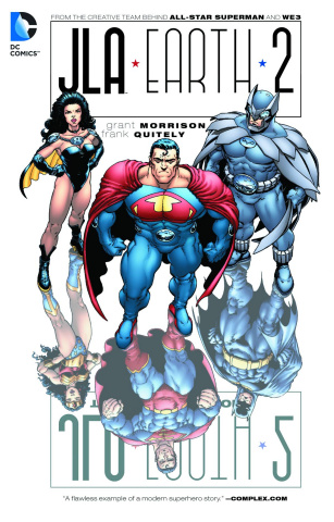 JLA: Earth 2