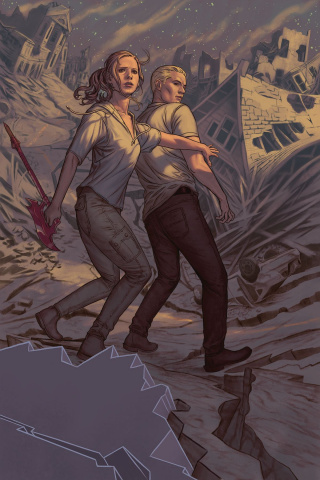 Buffy the Vampire Slayer, Season 11 #3 (Morris Cover)